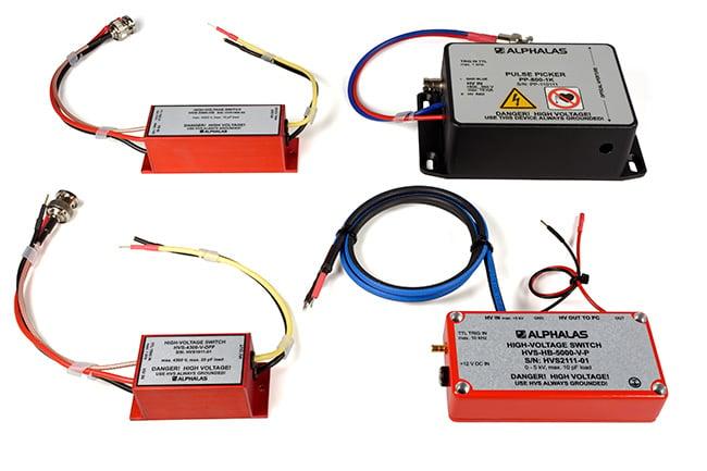 High-Voltage High-Speed Switches: HVS Series