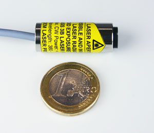 Blue high-power laser diode oem modules: monopower?-405-50/100/150-mm