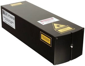 CW Single Frequency DPSS Lasers: MONOPOWER™ Series