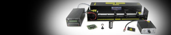 DPSS Laser Kit for Education and Research